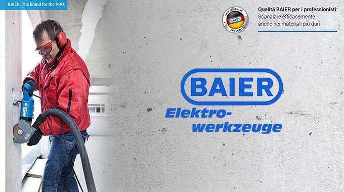 Elettroutensili Baier