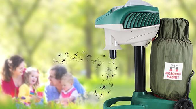 Mosquito Magnet Trappole Antizanzare