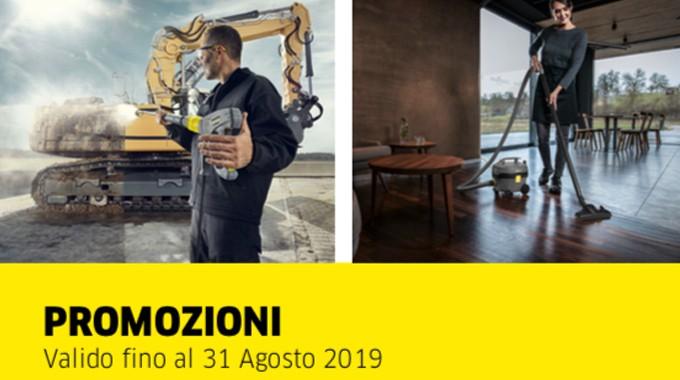 Promozioni Karcher 2/2019