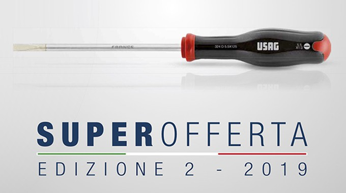Super Offerta Usag 2-2019