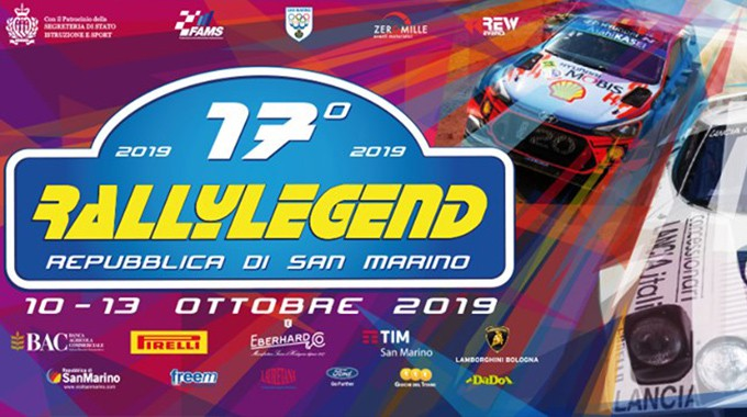 Rally Legend 2019, Contest Scatta E Vinci