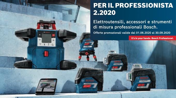 Promozioni Bosch 2/2020
