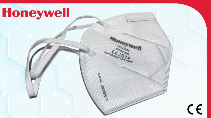Mascherina Honeywell Ffp2